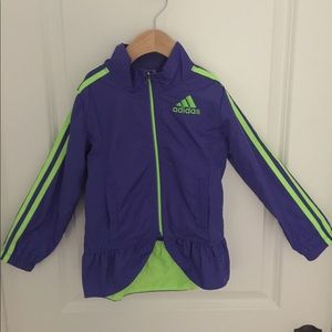 Girls Adidas Size 4T Track Suit